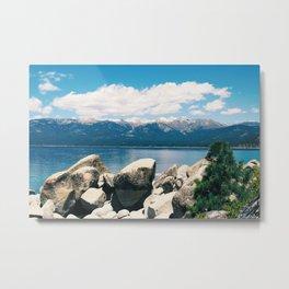 Lake Tahoe, NV Metal Print