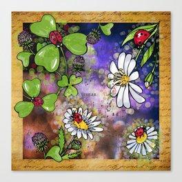 Ladybug_6 Canvas Print