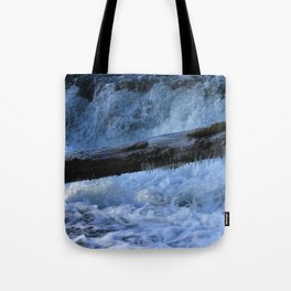A Colder Winter Tote Bag