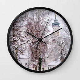 St. Leonhard Chapel Wall Clock