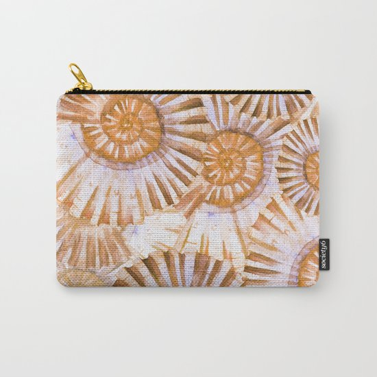 Sea Life Pattern 08 Carry-All Pouch