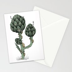 Artichoke Fairies  Stationery Cards