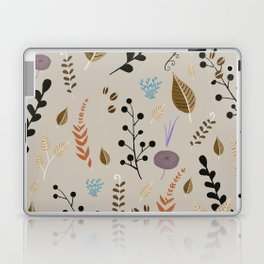 floral dreams 4 Laptop & iPad Skin