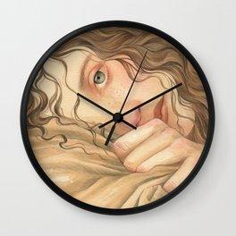 Jane Austen, Mansfield Park - Fanny Wall Clock
