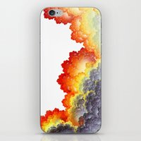 fifth element iPhone & iPod Skins featuring Element by Andi_GreyScale