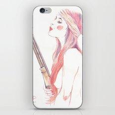 danny iPhone Skin