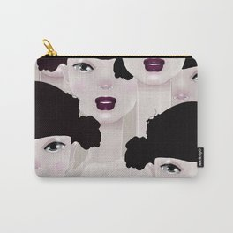 THE CROWD Carry-All Pouch