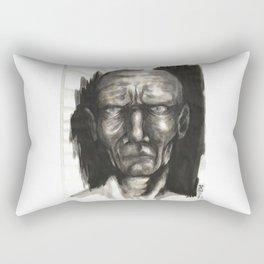 """""""mann"""" Rectangular Pillow"""