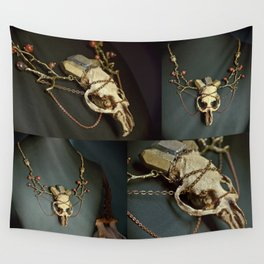 The MuskRat King Wall Tapestry
