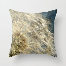 Natures Own Throw Pillow