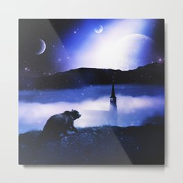 CELESTIAL ATMOSPHERE #6 Metal Print