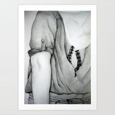 Sleeve Art Print