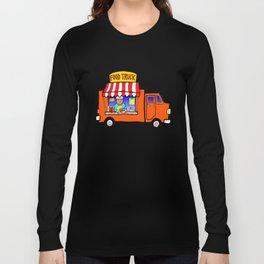 Street Food Truck Long Sleeve T-shirt