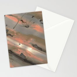 Wash Me Away Ink Stationery Cards