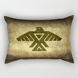 Thunder bird or Power bird Rectangular Pillow