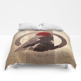 Avengers Assembled: The Assassin Comforters