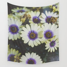 African Daisy Wall Tapestry