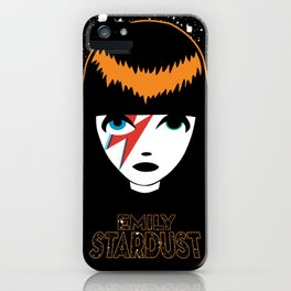 Emily Stardust iPhone Case