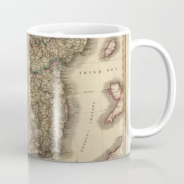 Map of Ireland 1799 Coffee Mug
