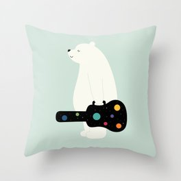 Chase Your Dreams Throw Pillow