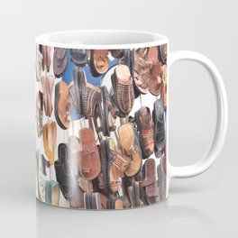 Walking the Medina - Morocco, Essaouira Coffee Mug