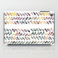 the strokes iPad Cases featuring others strokes by clemm
