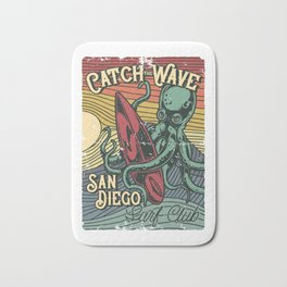 Catch the Wave Bath Mat