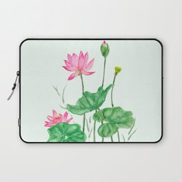 lotus flower Laptop Sleeve