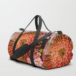 Pincushion Protea Duffle Bag