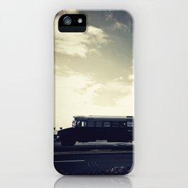 we bus iPhone Case