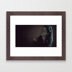 Clara Oswin Oswald Framed Art Print