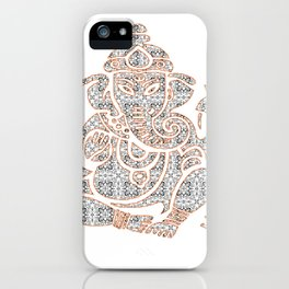 Zen Strength III iPhone Case