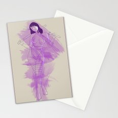 Psylocke Stationery Cards