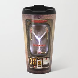 Time machines flux capacitor iPhone 4 5 6 7 8 x, tshirt, mugs and pillow case Travel Mug