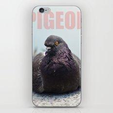 Pigeon iPhone & iPod Skin