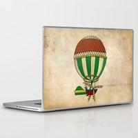 balloon Laptop & iPad Skins featuring Balloon by Janko Illustration