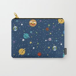 Out Of This World Cuteness (dark) Carry-All Pouch