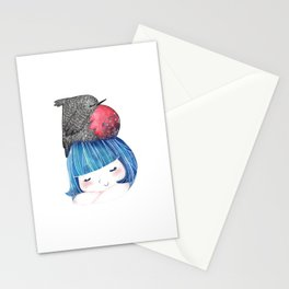 Sleep Tight Stationery Cards