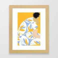 Miu Miu Framed Art Print