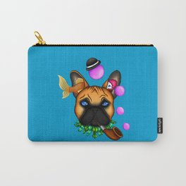 Drunk Dog Carry-All Pouch