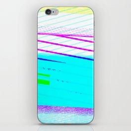 GLITCH002 iPhone Skin