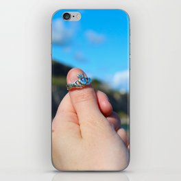 Claddagh Ring in Ireland iPhone Skin