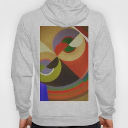 Abstract Composition 21 Hoody