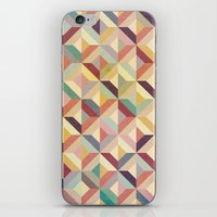 geo iPhone & iPod Skins featuring Geo by Hooray Creative