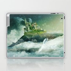Flying kingdoms Laptop & iPad Skin