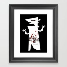 The Doctor will see you now... Framed Art Print