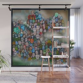 The Times' Art Capsule (News) Wall Mural