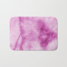 Purple Marble Art Bath Mat