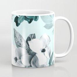 Night bloom - moonlit mint Coffee Mug