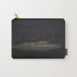 Violet island (Fjord) Carry-All Pouch
